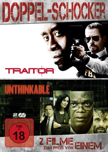 Traitor / Unthinkable [2 DVDs]