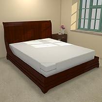 "Big Sale Twin XL 8"" Soft Sleeper 5.5 Mattress With 4"" Visco Elastic Memory Foam USA Made"
