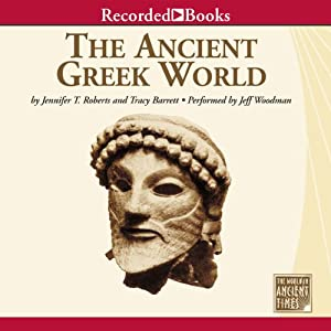 The Ancient Greek World Audiobook