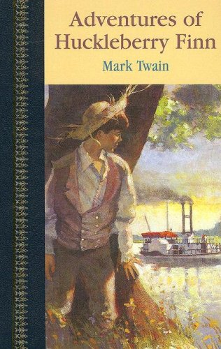 an analysis of huck in the adventures of huckleberry finn by mark twain