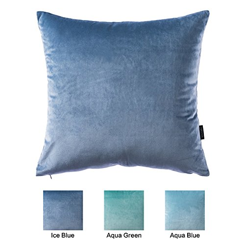 OJIA-Deluxe-Home-Decorative-Super-Soft-Plush-Solid-Faux-Suede-Throw-Pillow-Cover-Cushion-Case