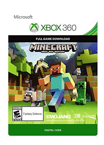 Minecraft - Xbox 360 [Digital Code]