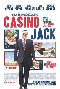 Casino Jack Movie Poster (27 x 40 Inches - 69cm x 102cm) (2010) -(Kevin Spacey)(Ruth Marshall)(Graham Greene)(Hannah Endicott-Douglas)(Barry Pepper)(John Robinson)