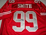 Aldon Smith Signed San Francisco 49ers Jersey, PSA/DNA
