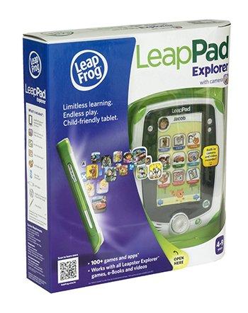 LeapFrog LeapPad1 Explorer (green)