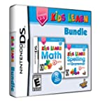 Kids Learn Bundle - Math and Spelling...