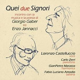 Amazon.com: Cerco un gesto naturale: Lorenzo Castelluccio: MP3