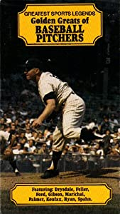 Baseball Pitchers [VHS]