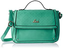 Lavie Dorothy Med Hh Satchel Women's Handbag (Jade)