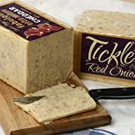 Tickler Cheddar with Red Onions (7.5…