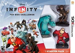 DISNEY INFINITY Starter Pack 3DS
