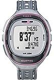 Timex - T5K629 - Ironman Run Trainer - Montre GPS Femme - Bracelet Résine - Alarme/Boussole/Chronomètre