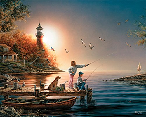 Terry Redlin Jigsaw Puzzle 1000 Pieces