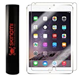 Skinomi® TechSkin - Apple iPad Air 2 Screen Protector (6th Generation) (2014) Premium HD Clear Film with Free Lifetime Replacement Warranty / Ultra High Definition Invisible and Anti-Bubble Crystal Shield - Retail Packaging
