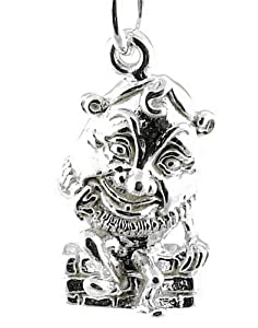 CLASSIC DESIGNS Sterling Silver 925 Humpty Dumpty Charm N495 by CLASSIC DESIGNS