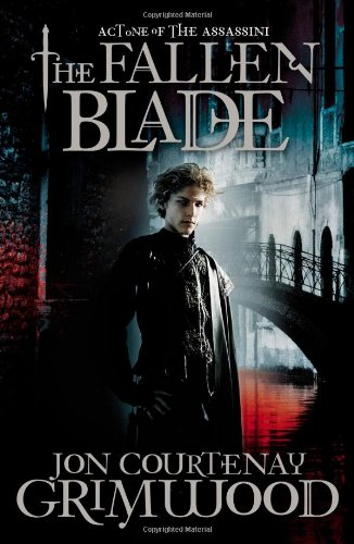 Image of The Fallen Blade (The Assassini, Book 1)