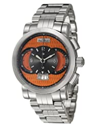 Paul Picot Technograph Wild 44 mm Men's Automatic Watch P0334-2Q-SG-L9201-SB