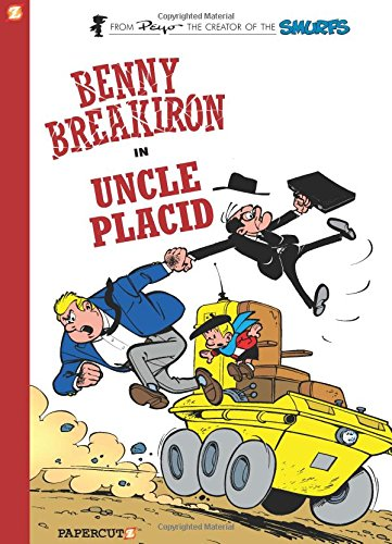 BENNY BREAKIRON HC 04 UNCLE PLACID