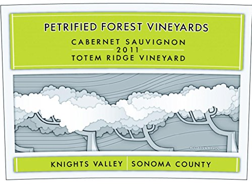 2011 Petrified Forest Vineyards Knights Valley Cabernet Sauvignon 750 Ml