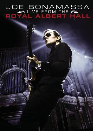 Joe Bonamassa Live from The Royal Albert Hall [Blu-ray]