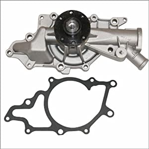 GMB 120-7220 OE Replacement Water Pump by GMB