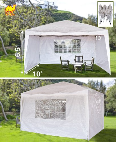 STRONG CAMEL 10'X13'EZ POP UP Wedding Party Tent