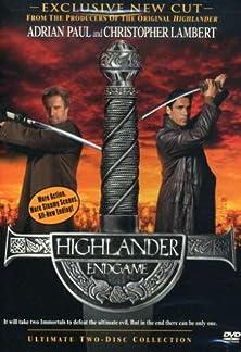 buy Highlander - Endgame