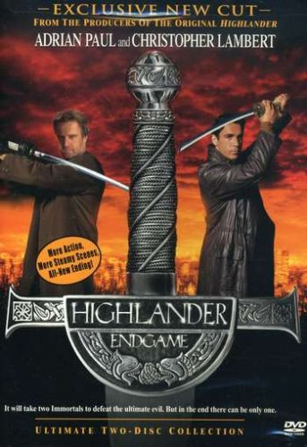 Cover art for  Highlander - Endgame