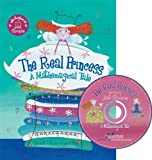 img - for The Real Princess: A Mathemagical Tale book / textbook / text book