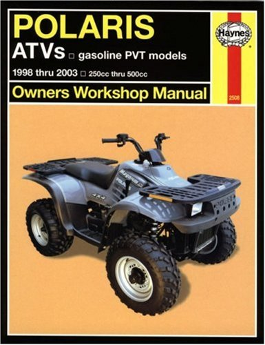 1999 polaris snowmobile service manual