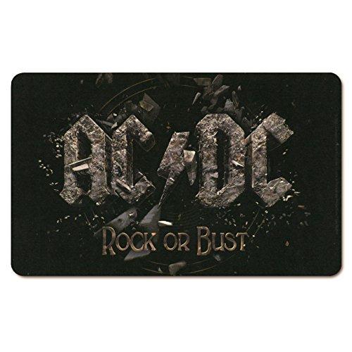 AC/DC - Rock Or Bust Il tagliere - design originale concesso su licenza