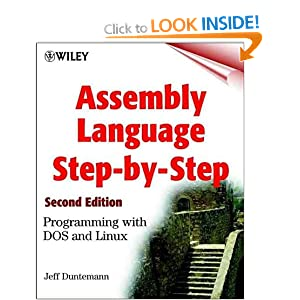 Assembly Language Step-by-Step: Programming with Linux 3 ...