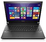Lenovo B50 15.6-Inch Touchscreen Laptop (59433028) Black