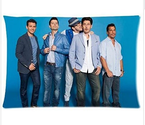 Cartrol Decorative Fashion High Quality New Kids On The Block Pillowcases With 20X30(One Side) For Bedding front-745652