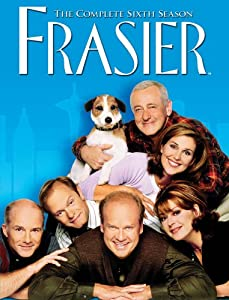 Frasier: The Complete Sixth Season by Paramount