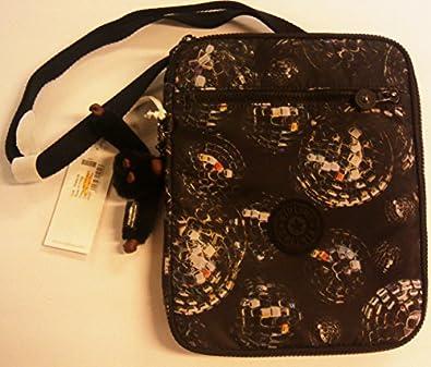 Kipling DIGI TOUCH BAG(4) K12770 Damen Laptop-Taschen, Schwarz (Mix Aw11 Colour 998), 20x26x2 cm (B x H x T)