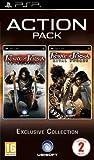 echange, troc Compilation Prince of Persia: Rival Sword + Revelation
