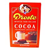 Droste Dutch processed cocoa 8.8oz x 3 boxes (total of 26 ounces) ~ Droste