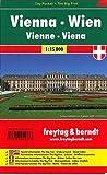 Freytag Berndt Stadtpläne, Wien, City Pocket + The Big Five, wasserfest - Maßstab 1:15.000