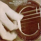 Heitor Villa-Lobos: Obra Completa Para Violao Solo
