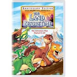 Amazon.com: The Land Before Time (Anniversary Edition): Pat Hingle ...