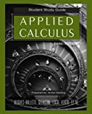 img - for Applied Calculus, Student Study Guide book / textbook / text book