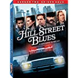 Hill Street Blues: The Complete Second Seasonby Daniel J. Travanti
