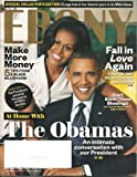 Ebony magazine (November 2012) Special Edition/At Home With the Obamas-An Intimate Conversation With Our President + 30 Day Relationship Makeover + Make More Money-5 Tips From a Black Millionaire