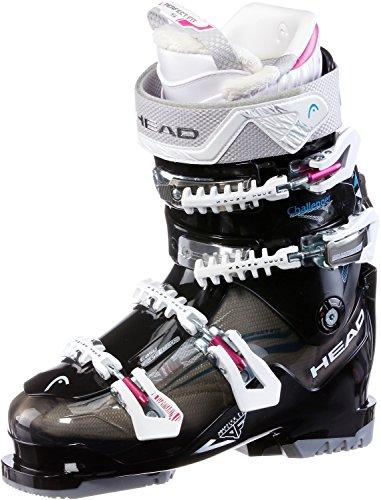 HEAD Skistiefel CHALLENGER 110X MYA PFS - Damen - schwarz/türkis