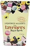 Taveners Liquorice Allsorts 400 g (Pack of 12)