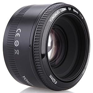YONGNUO製 AF 50mm f1.8 大口径 オートフォーカス レンズ