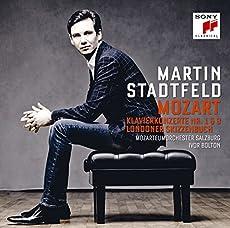 モーツァルト:ピアノ協奏曲第1番&第9番「ジュノーム」/ロンドンのスケッチブック