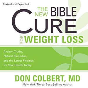 The New Bible Cure for Weight Loss Audiobook