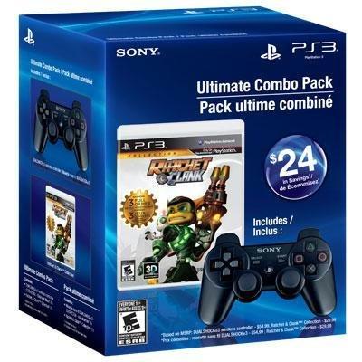 PS3 DS3 Bundle Black